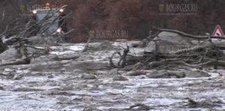 Наводнение в Благоевградской области
