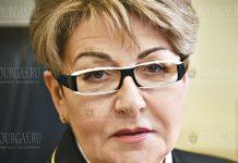 посол РФ в Болгарии - Элеонора Митрофанова