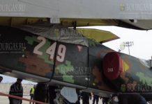 В Болгарию прибыл очередной модернизированный СУ-25