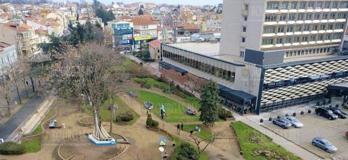 В Бургасе у гостиницы България могут построить подземный паркинг