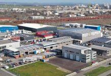 В Бургасе в последние годы разросся Индустриальный парк в Индустриальной зоне Север