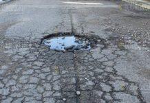 Жители Сарафовово недовольны состоянием дорог