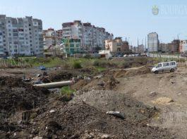 На месте болот в ЖК Меден Рудник в Бургасе появится зеленый парк и спортивный комплекс