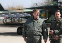 Министр обороны Болгарии лично проверил модернизированные СУ-25