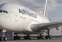 Самолет Air France, следовавший по маршруту Париж-Дели, сел в Софии