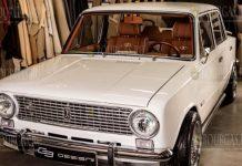 В Болгарии создали рестомод автомобиля ВАЗ-2101