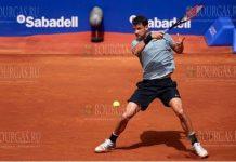 Григор Димитров планирует выступить на турнире в Барселоне