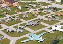 музей авиации в Крумово