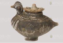 В Болгарии нашли 3000-летнюю погребальную урну