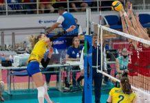 болгарская сборная по волейболу