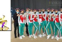 гимнастки Болгарии на Кубке Мира в Баку