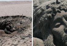 Иисус Христос воскрес на пляже в Бургасе