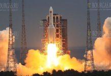 Китайская ракета может упасть на территории Болгарии