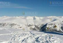 лыжная зона Картала Болгария