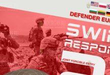 учения SWIFT RESPONSE 21