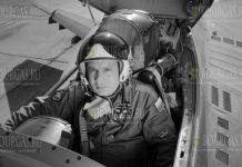 пилот истребителя МиГ-29 ВВС Болгарии, майор - Валентин Терзиев, погиб 9 июня во время тренировочного полета
