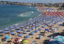 Пляж Хармани Созополь Болгария