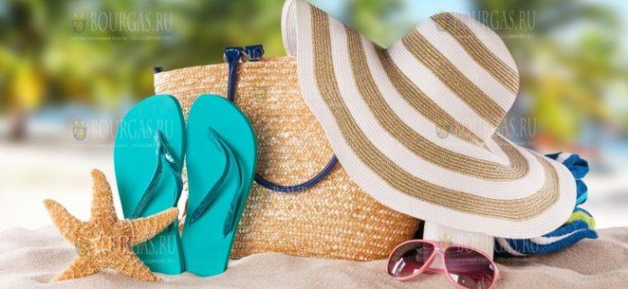 кражи на пляжах Болгарии