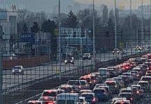 В последние дни на ПП Дунав мост 1 в Болгарии серьезно перегружен