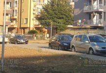 Парковка у больницы в Поморие