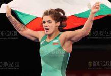 Тайбе Юсеин выиграла для Болгарии бронзовую медаль
