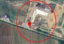 в Болгарии упал легкомоторный самолет