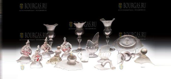в бургасе откроется выставка - Сокровища Черного моря и археологическое наследие поднятое в заливе Ченгене скеле