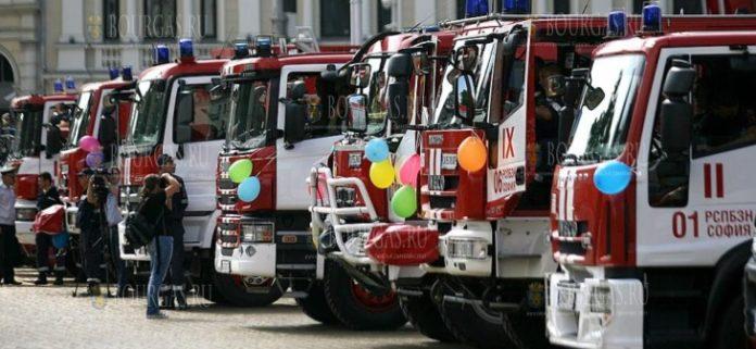14-го сентября пожарные Болгарии отмечают профессиональный праздник