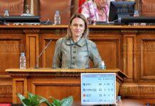 Ива Митева - спике 46-го парламента Болгарии
