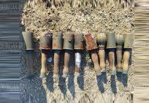 В Болгарии обнаружили 10 старых боевых гранат