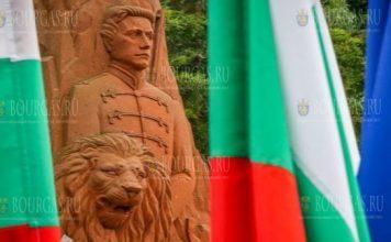 В Варне открыли памятник Василу Левскому