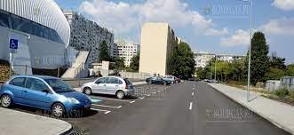 Возле Арена Бургас появятся новые улицы