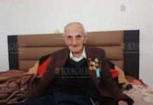 100 летний юбиляр Раиф Сулеманова из села Градат