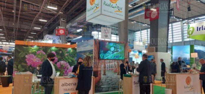 Болгария участвует в Международном туристическом выставке IFTM TOP RESA в Париже