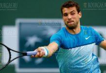 Григор Димитров на Indian Wells Masters